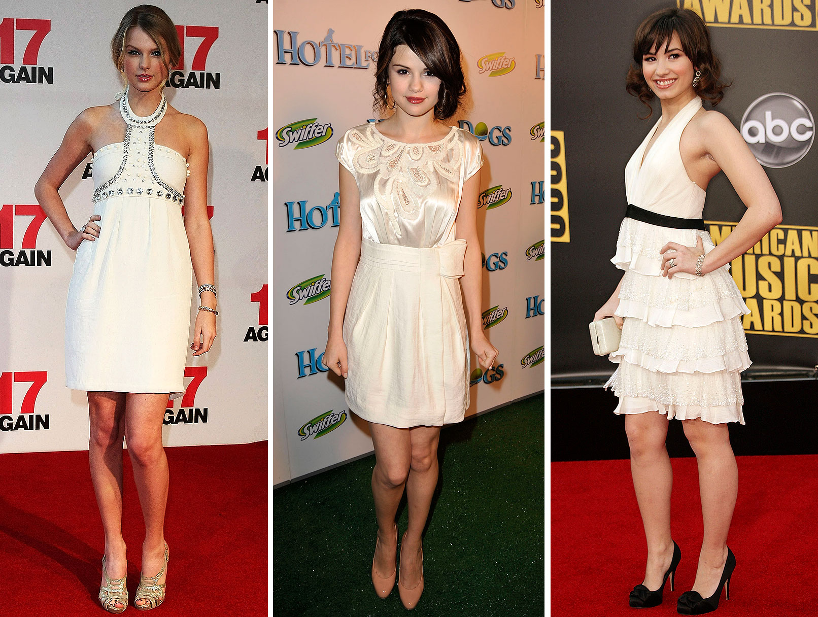 Selena Gomez and Taylor Swift Twitter Their Love to Demi
