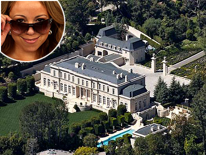 Mariah Carey's $125 Million Dream House