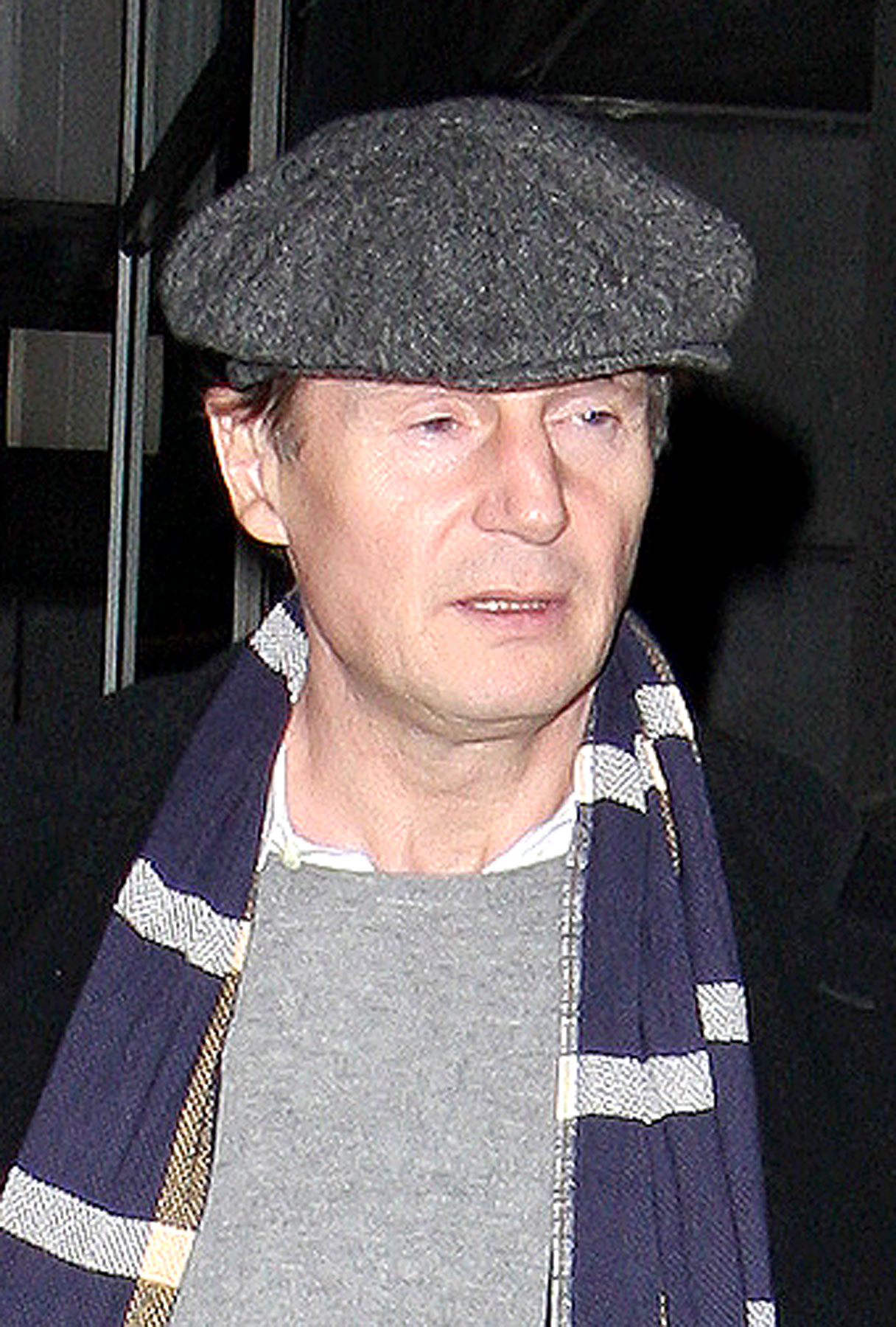 Neeson and Redgrave Attend Broadway Tribute to Natasha