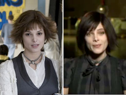 Ashley Greene Hair-ifies 'Twilight' Fans With Her 'Do