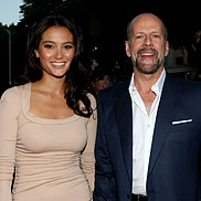 Bruce Willis Marries Emma Heming
