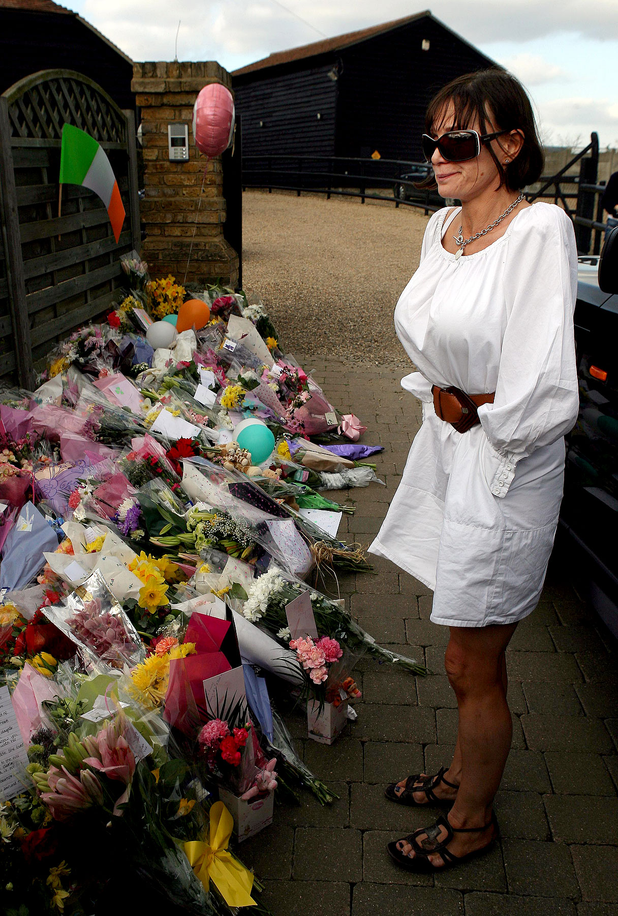 Jade Goody's Death: An Outpouring of Grief