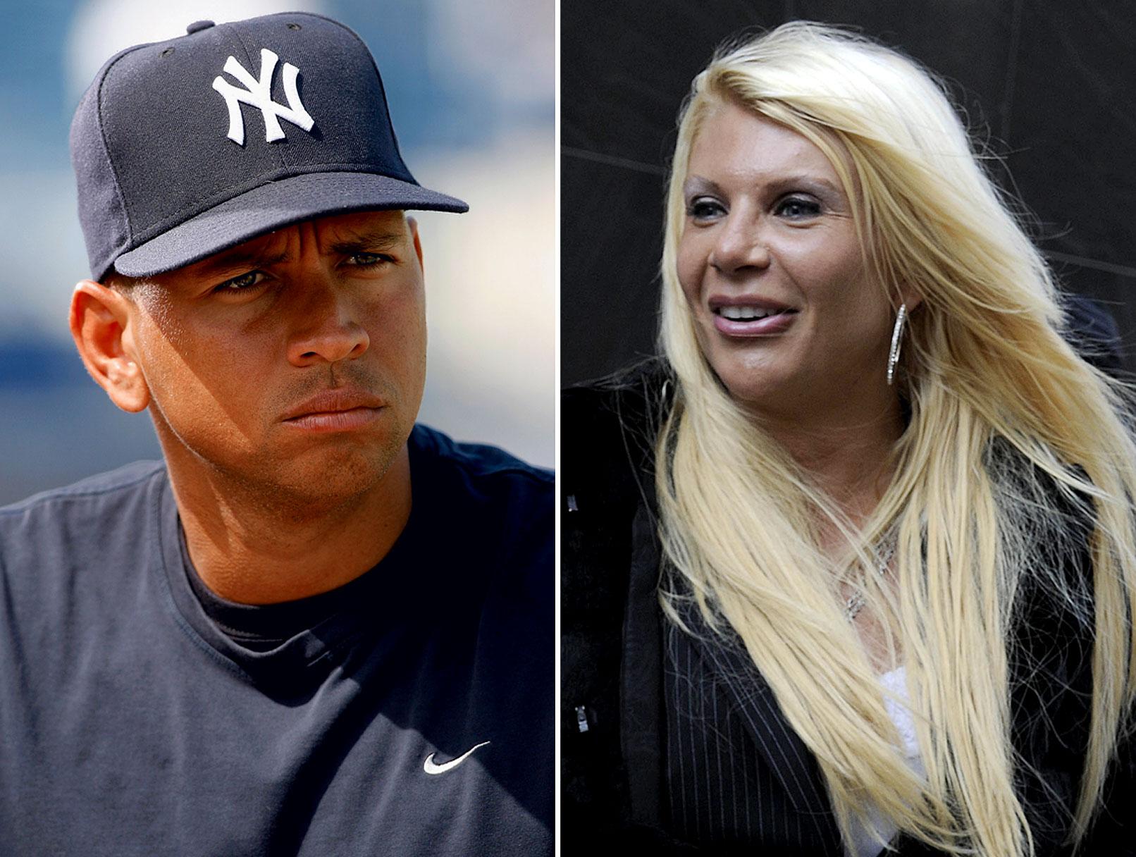 Alex Rodriguez hooker scandal