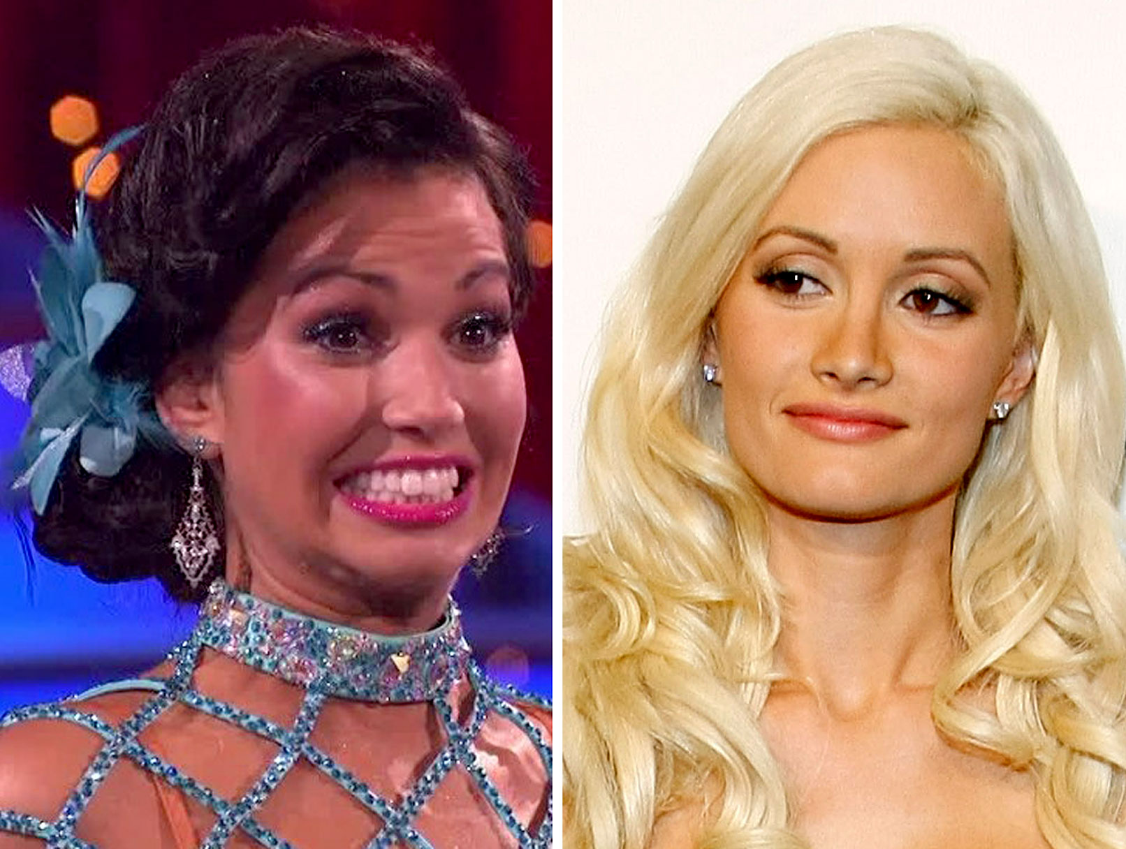 Holly Madison Names Melissa Rycroft as Her 'DWTS' Arch-Nemesis