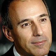 Matt Lauer: Back With a Sling By Friday!