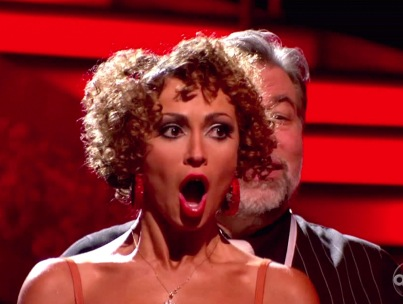 'Dancing With the Stars': Woz Survives!