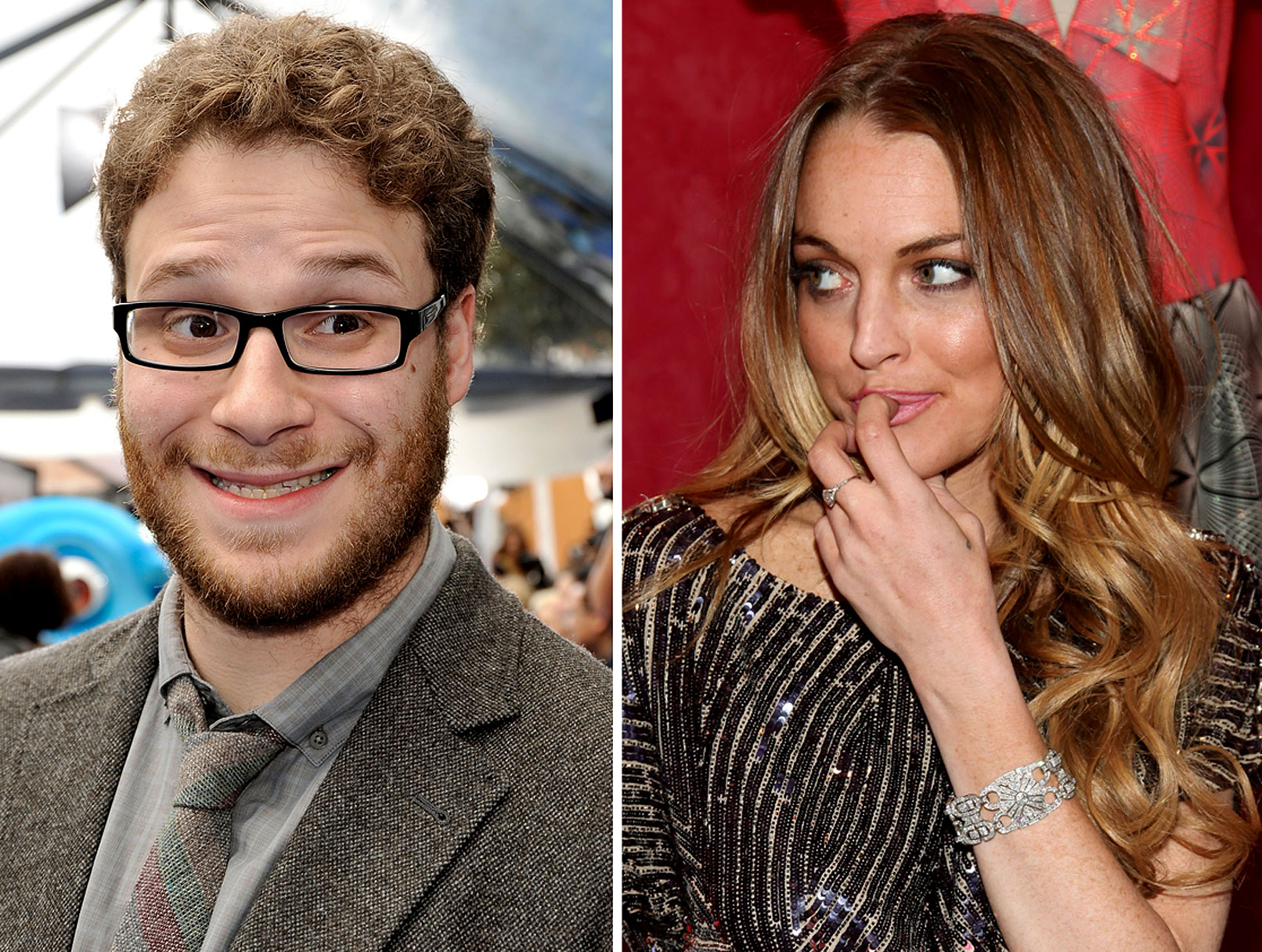 Seth Rogen: No Missed Call from Lilo