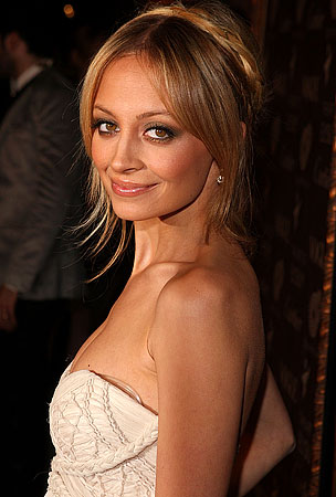 Nicole Richie Launches Online Home
