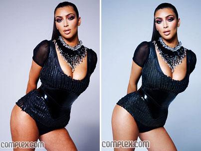 Kim Kardashian: 'So What? I Have a Little Cellulite'