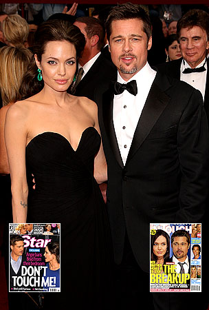 Truth or Tabloid?: Brad Pitt and Angelina Bring Frost To NY