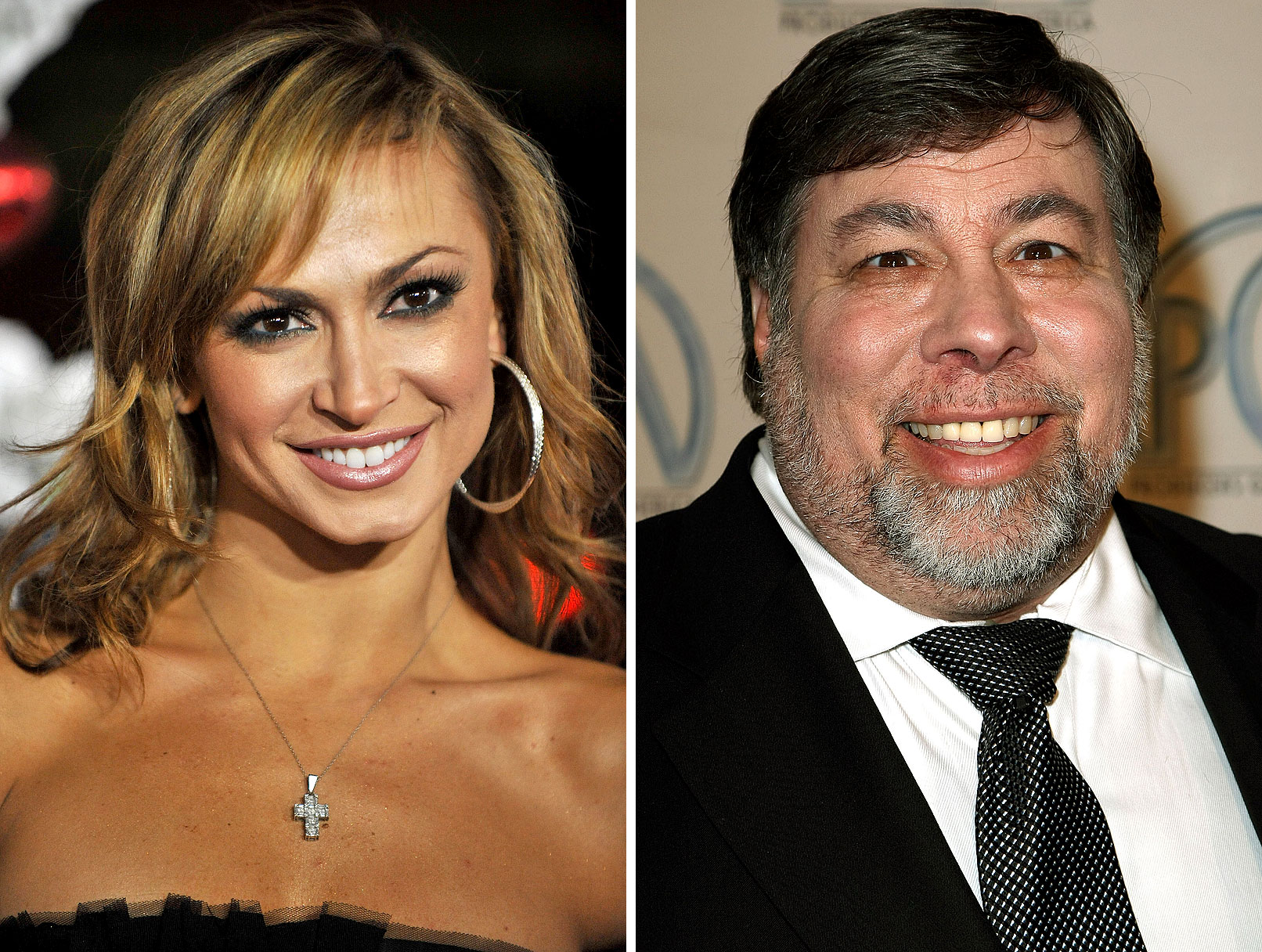 Karina Smirnoff and Steve Wozniak: Dancing Down the Aisle?