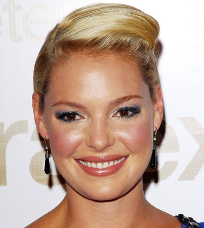 Katherine Heigl Will Go 'Grey' if They Ask Her
