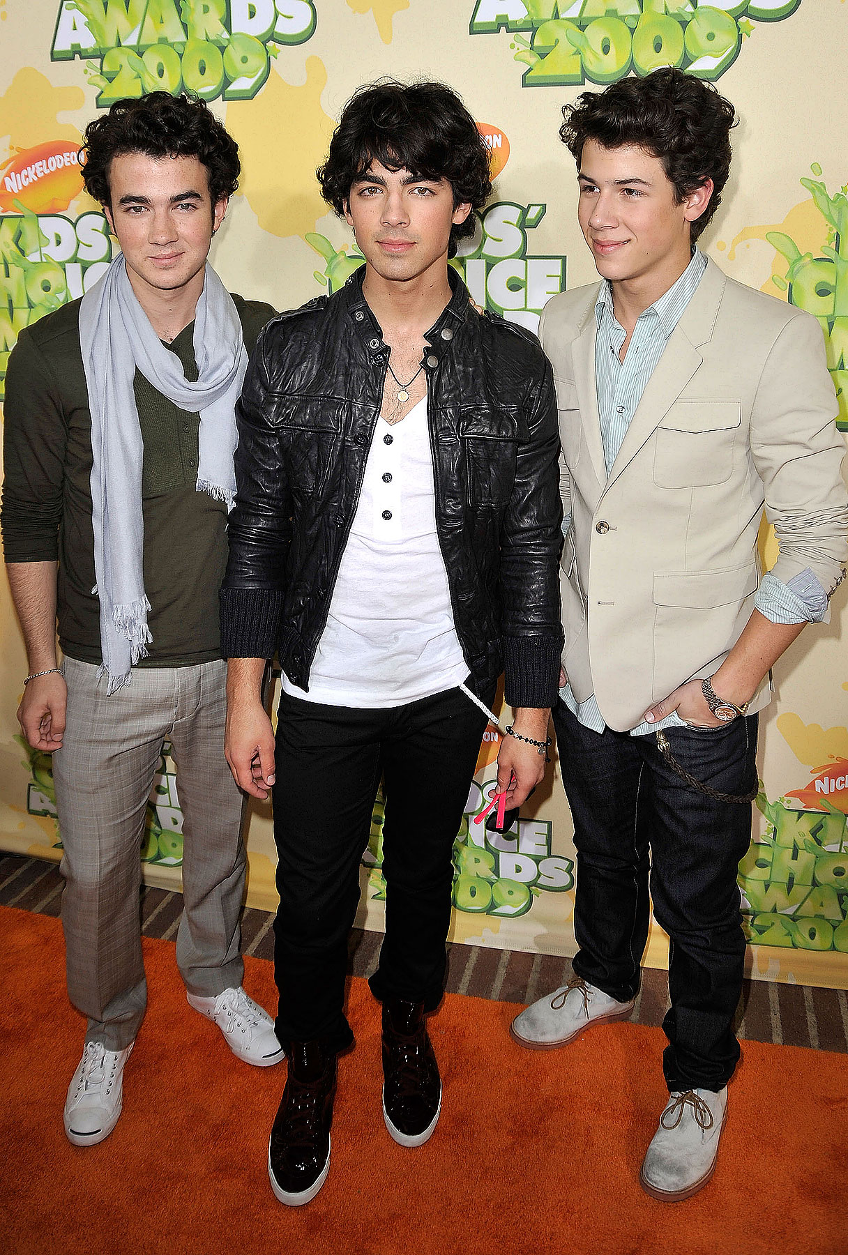 Kids' Choice Awards 2009: The Arrivals