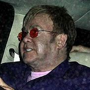 Elton John's Big, Beefy Birthday Bash