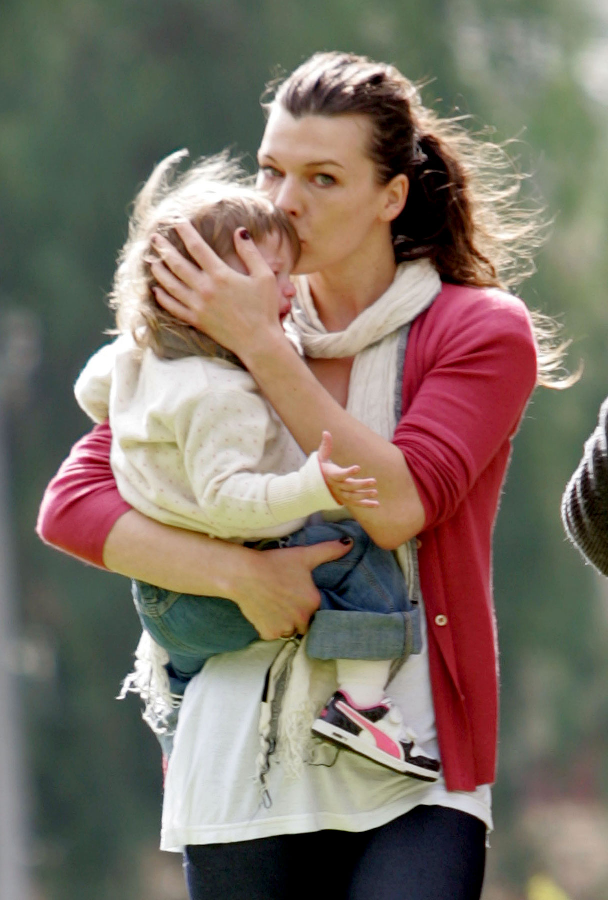 Milla Jovovich Loves Her Tom-Boy