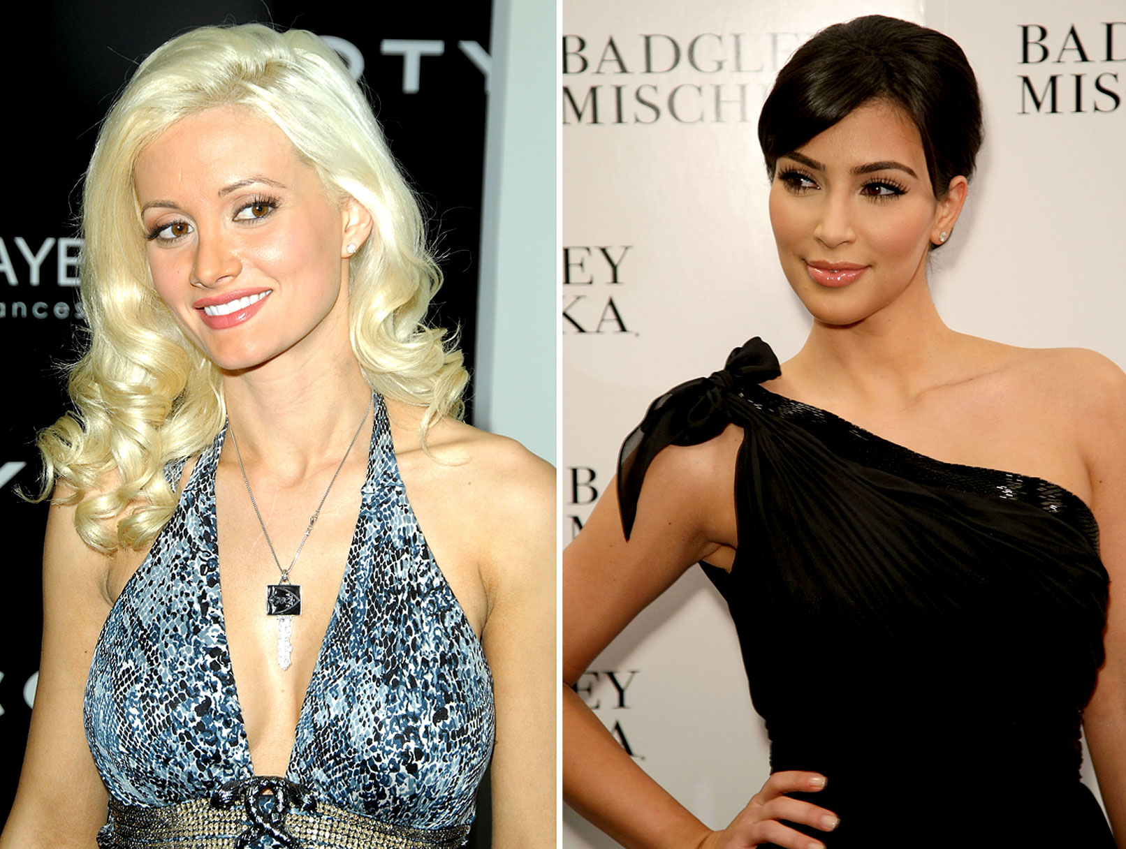 "Holly Madison on Retouching Debate: Kim Kardashian ""Looks Amazing"""