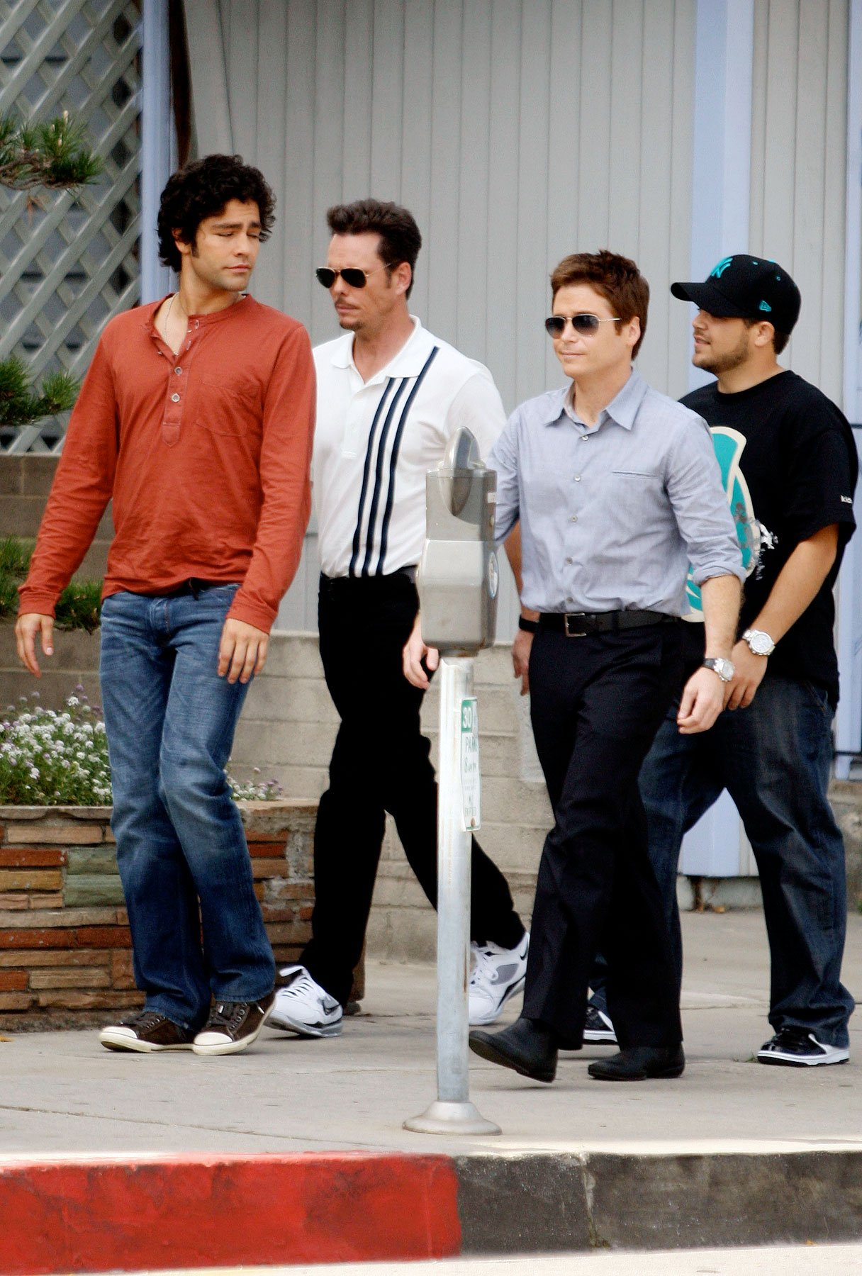 The Boys From 'Entourage' Are Back