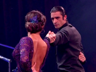 'Dancing with the Stars': Gilles Marini Is a Perfect 30