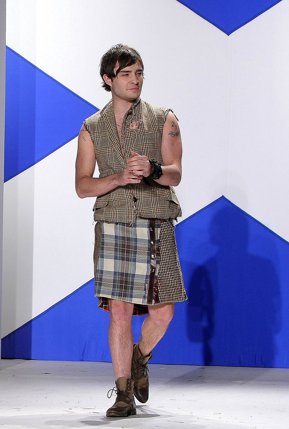 Celebs Are Rad in Plaid For 'Dressed to Kilt'