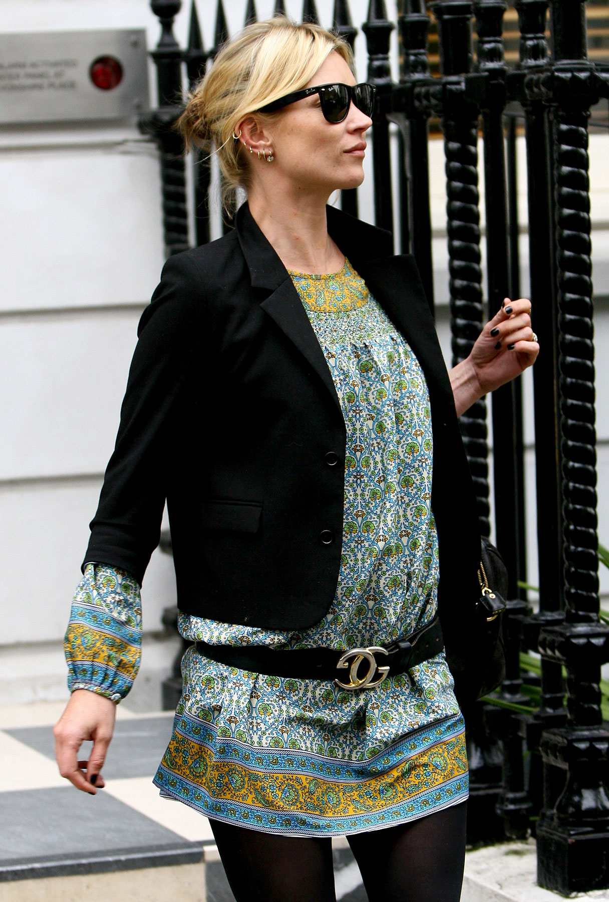Kate Moss: Billowy Not Bumpy