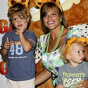 Jade Goody's Sons Will Not Be at Her Funeral