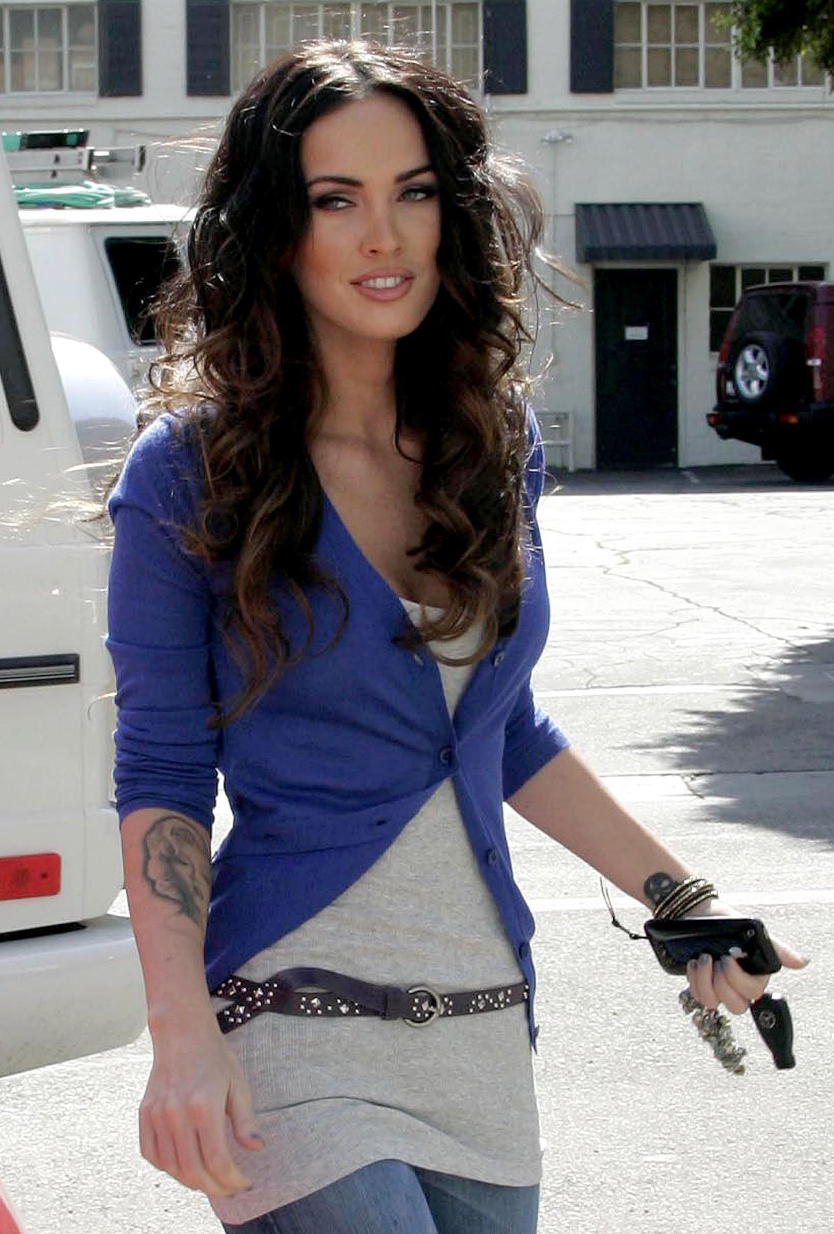The Lovely Locks of Megan Fox