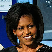Michelle Obama: No First Baby Bump