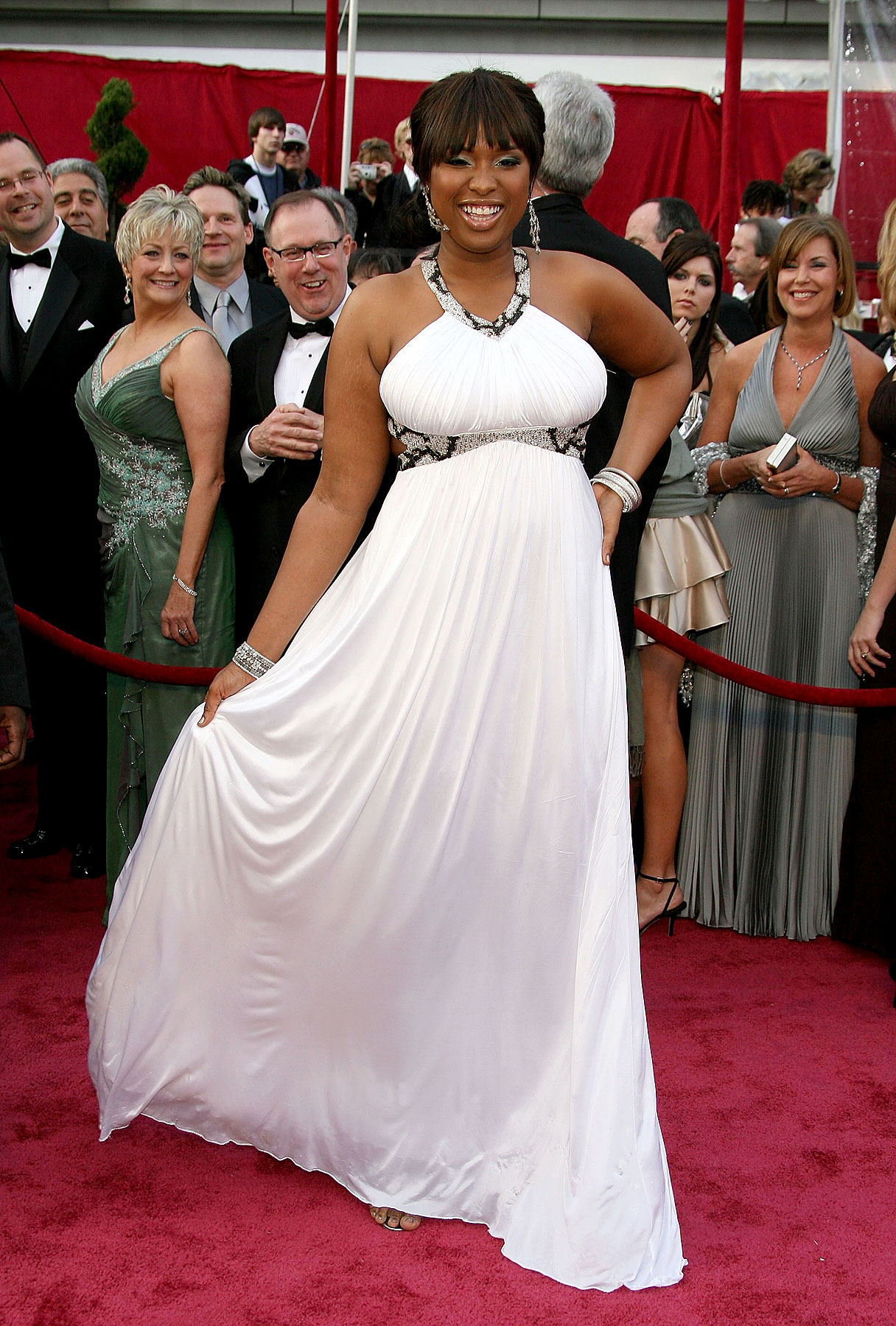 Jennifer Hudson Wants to Design Her Wedding Gown