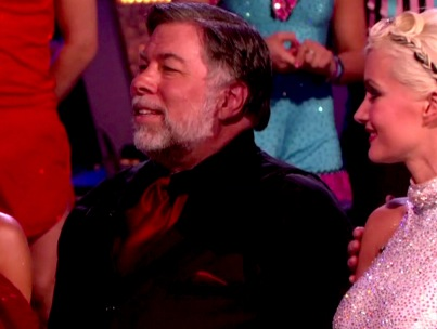 'Dancing With The Stars': Woz and Holly Say Their Goodbyes