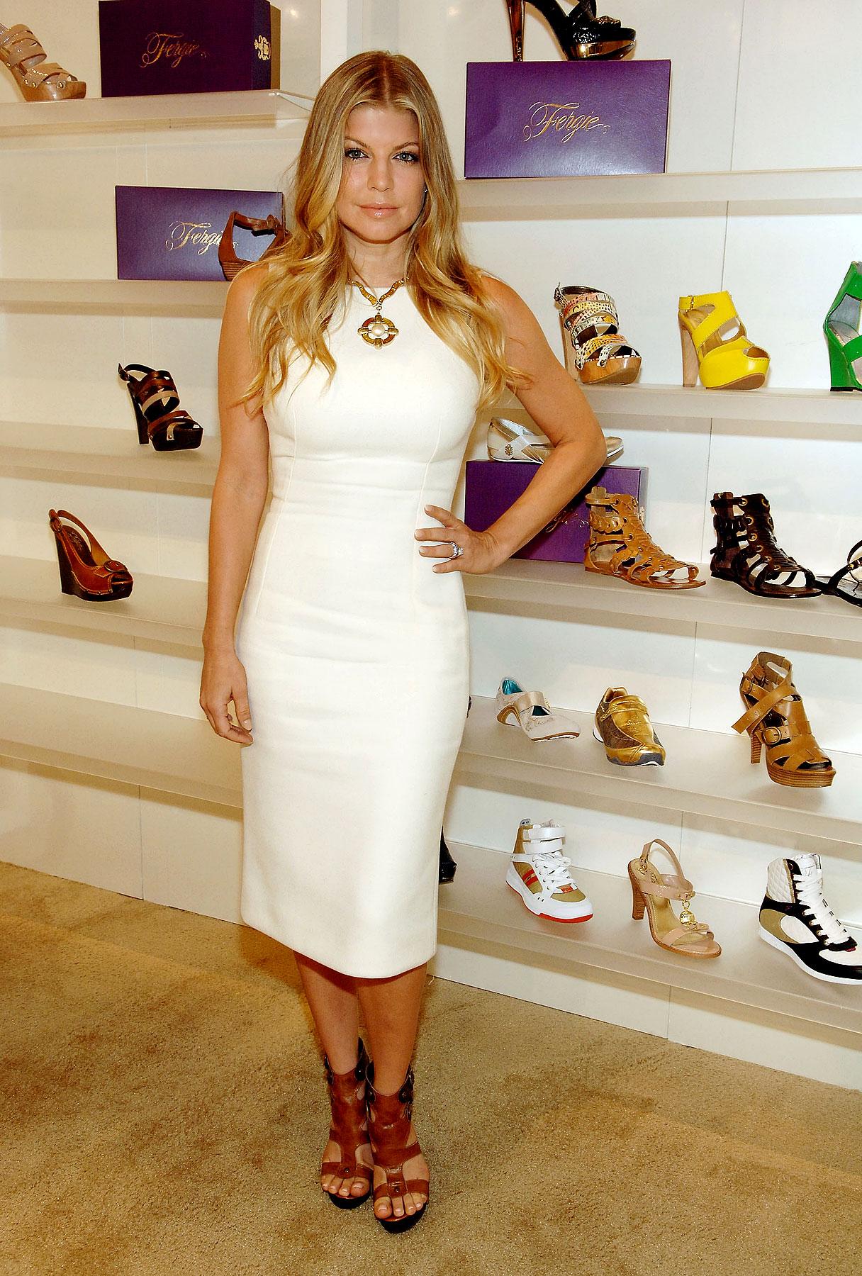Fergie: A Heel of a Gal