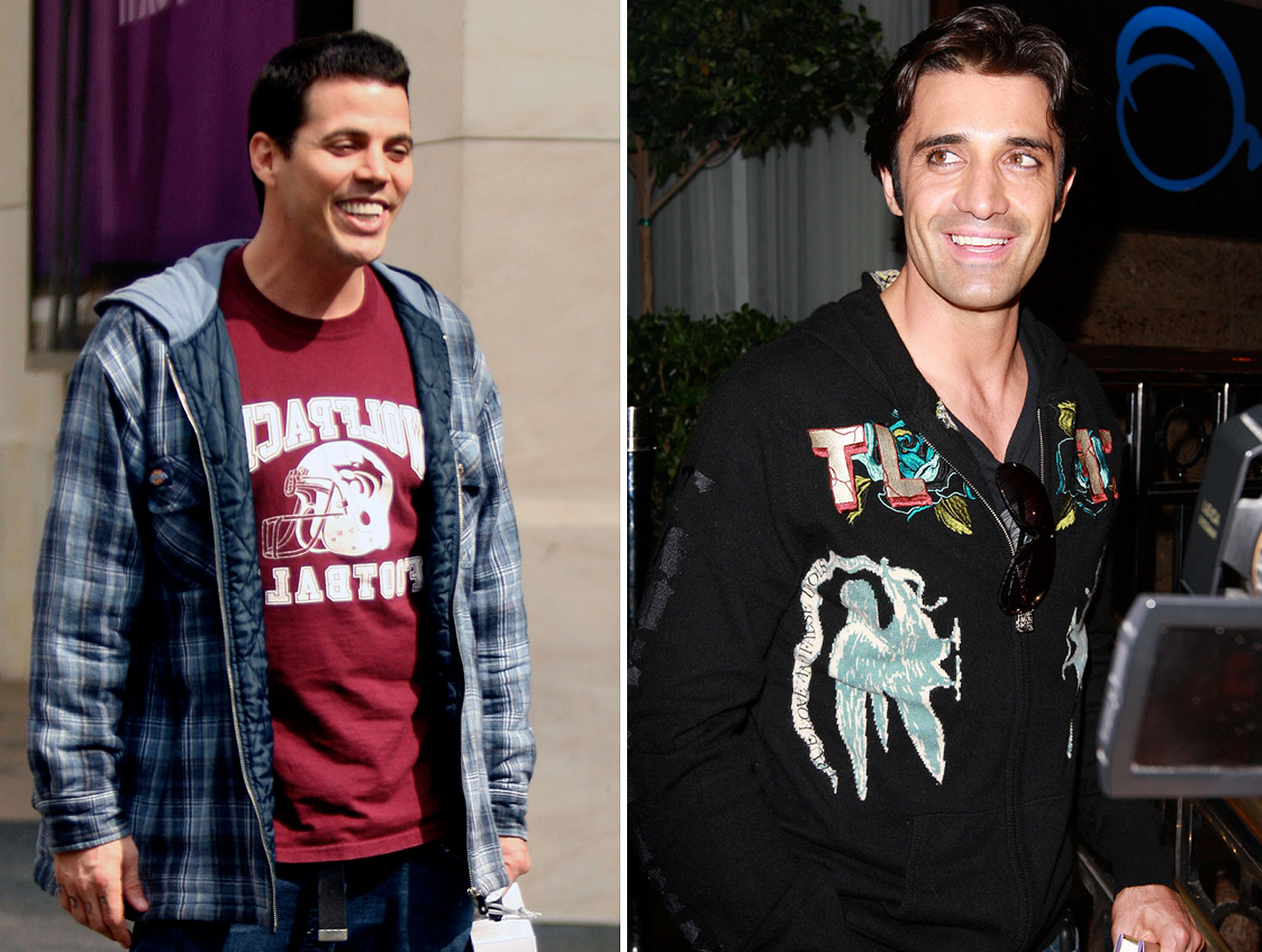 Gilles Marini and Steve-O: More Than Just Friends