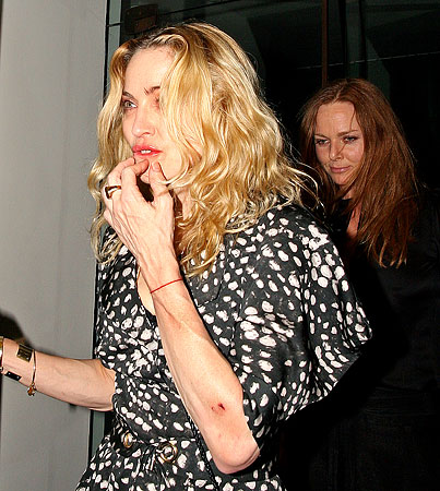 Madonna and Stella