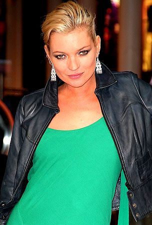 Kate Moss Offers Food For Thought