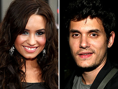John Mayer and Demi Lovato Twitter Their Mutual Admiration