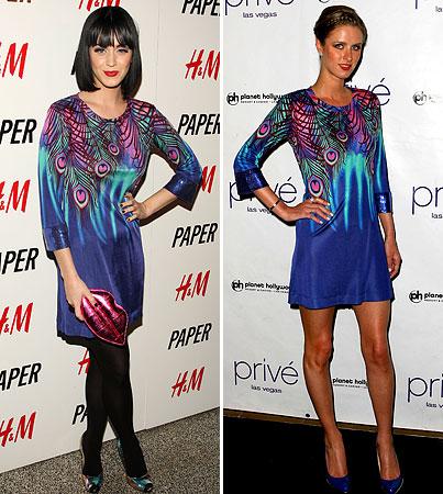 Fashion Showdown: Katy Perry vs. Nicky Hilton