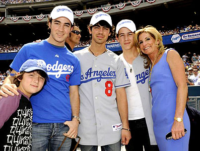 The Jonas Brothers: Dodger Blue