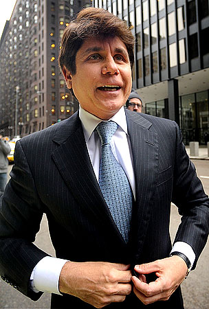 Rod Blagojevich: Welcome to the Jungle?