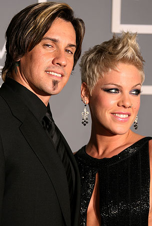 Pink and Carey Hart Are Re-Tying the Knot