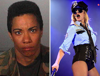 Trespasser Arrested at Britney Spears' House