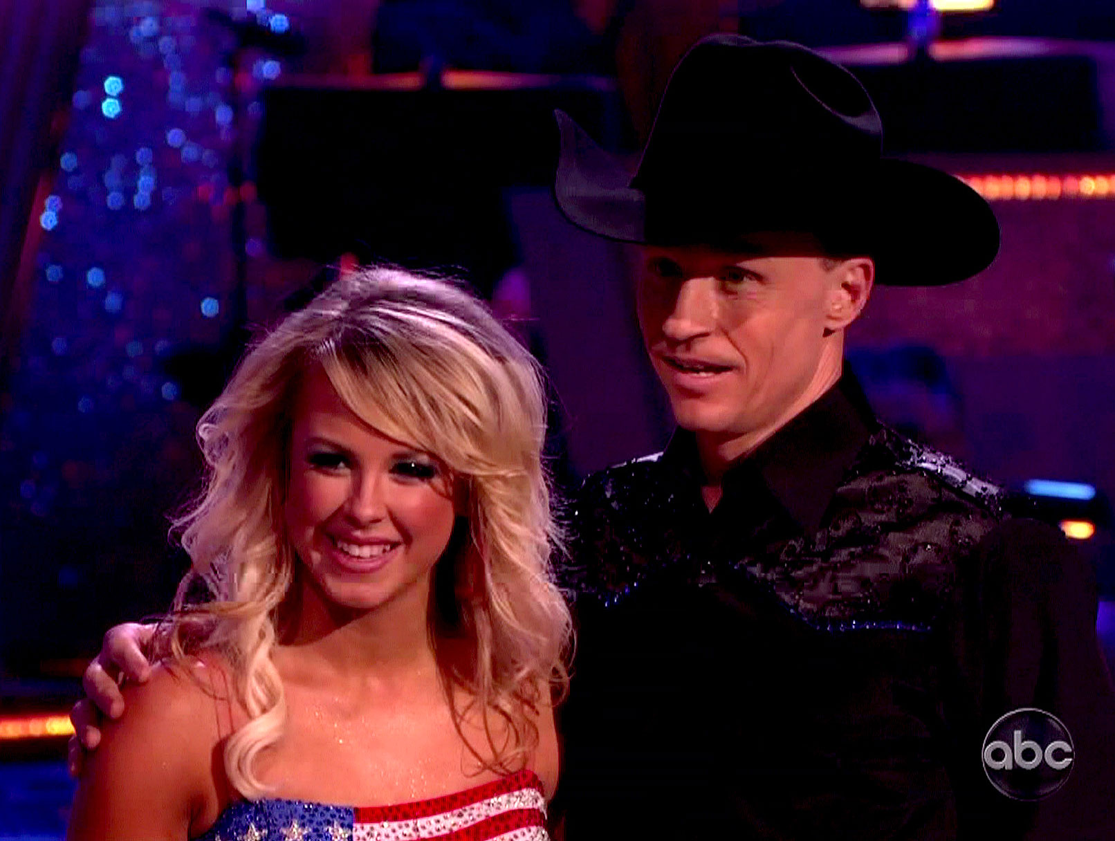 'DWTS' Curse Reaches Out, Swats Ty Murray in the Eye