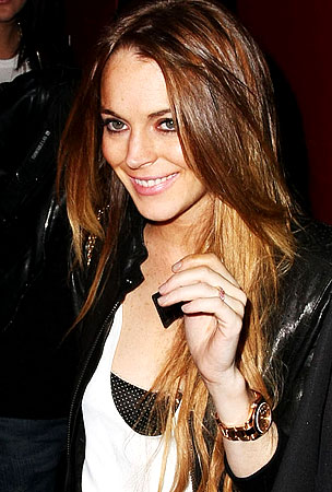 VIDEO: Lindsay Lohan: Another Night, Another Club