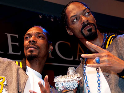 Snoop Dogg: Double the Pleasure, Double the Fizz-un