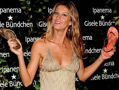 Gisele Bundchen: The Girl With Ipanemas