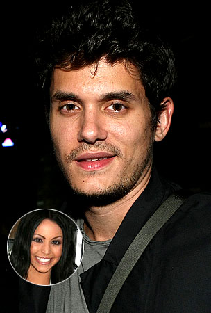 John Mayer Finds His Post-Aniston Rebound