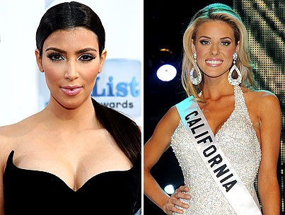 Kim Kardashian: vs. Miss California: The Battle Begins
