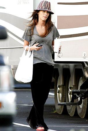 Megan Fox Prepares to Get 'Hex'-ed