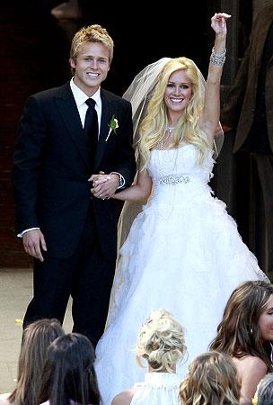 Spencer Pratt and Heidi Montag Got Married Today