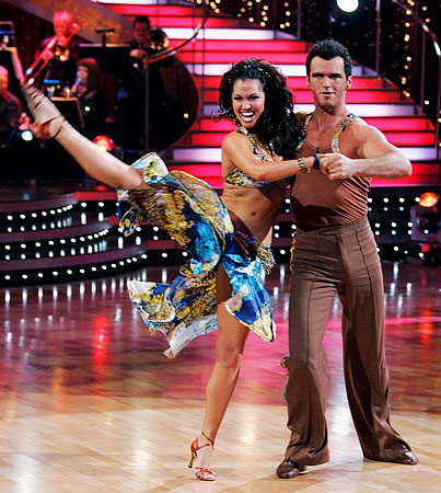 Melissa Rycroft Sits One Out