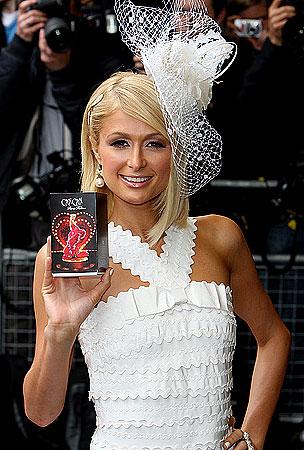 Paris Hilton: Smells Like Another Hit