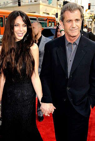 Mel Gibson Steps Out With His Other Woman